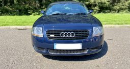 2002 Audi TT Roadster 225 – WITH HARD TOP